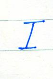 Capital 'I'